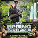 FLYER AMIRAUTE MY SPRING TOUR 2015